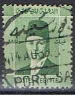 EGYPTE 8 // YVERT 190 // 1937-44 - Egypt
