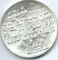 Finland - 10 Markkaa - 1977 - 60th Anniversary Of Independence - KM55 - Finland
