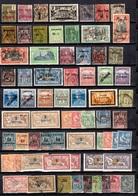 Colonies Françaises Belle Petite Collection D'anciens Et Bonnes Valeurs 1892/1936. B/TB. A Saisir! - Collections