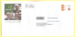 ITALIA - ITALY - ITALIE - 2019 - Formula Direct Certa Nexive - NaturaSì - Viaggiata Per Forlì - 6. 1946-.. Repubblica