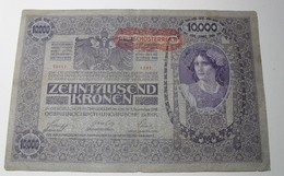 1918 - Autriche - Austria - Empire Austro-Hongrois - 10.000 KRONEN, Wien 2 November 1918 - 55117 1295 - Austria