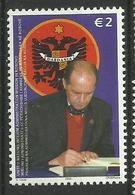 KOSOVO  2006  DAY OF PEACE,IBRAHIM RUGOVA  MNH - Kosovo