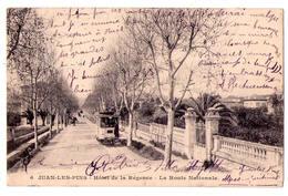 4598 -  Antibes ( 06 ) - Juan Les Pins - Hotel De La Régence ( La Route Nationale ) - N°6 - - Antibes