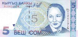 Kasachstan - 5 Tyin UNC - Kasachstan