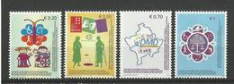 KOSOVO  2007  RIGHTS OF DISABLED SET   MNH - Kosovo