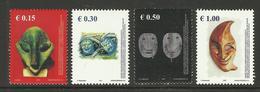 KOSOVO  2007  MASKS  SET   MNH - Kosovo