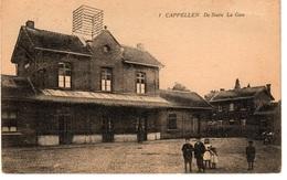 Cappellen - Statie - Gare - Marcovici - 1923 - C - Kapellen