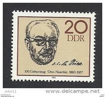 DDR, 1983, Michel-Nr. 2774, **postfrisch - [6] République Démocratique