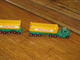 MATCHBOX - Lesney - K 16 - Dodge Tractor - Complet - Etat D'usage - Jeu, Jouet, Camion,... - Jouets Anciens