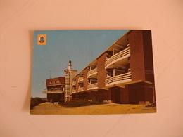 Postcard Postal Portugal Abrantes Hotel De Turismo - Santarem