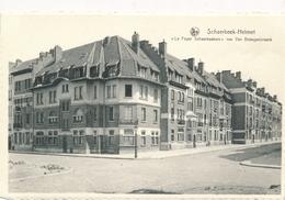 CPA - Belgique - Brussels - Bruxelles - Schaerbeek - Helmet - Le Foyer Schaerbeekois - Schaarbeek - Schaerbeek