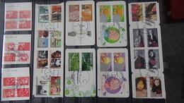 France Timbres, Blocs Et Carnets Avec Pour La Plupart, De Belles Oblitérations. A Saisir !!! - Stamps