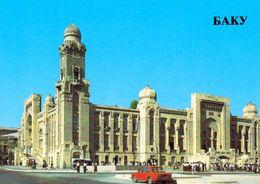 1 AK Aserbaidschan * Baku - The Ancient Railway Station * - Aserbaidschan