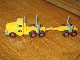 MATCHBOX - Lesney - K  10 - Pipe Truck  - Etat D'usage - Jeu, Jouet, Camion,... - Jouets Anciens