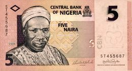 6666-2019    BILLET DE BANQUE   NIGERIA - Nigeria
