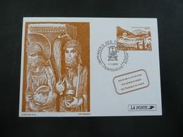Souvenir Philatélique Des Réservataires Des Bureaux De Poste - Imprimerie De PERIGUEUX - 1er Janvier 2001 - Postal Services
