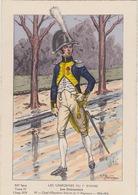 Uniformes Du 1er Empire  Chef D'escadron Scherb Du 11eme Régiment  ( Tirage 400 Ex ) - Uniformen