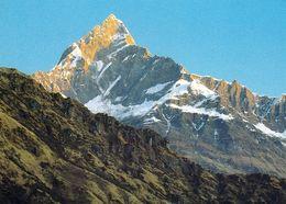 1 AK Nepal * Mt. Machhapuchhre (auch Fish Trail) - Er Gehört Zum Annapurna-Massiv Und Ist 6.993 M Hoch * - Nepal