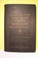 FEDERAZIONE ITALIANA  Reduci Mutilati  L'Invalidi Della Guerre  MARSIGLIA -( MARSEILLE - 40, Rue Des Chapeliers ) - Documents
