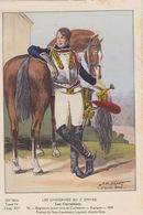 Uniformes Du 1er Empire  Régiments Provisoires De Cuirassiers Espagne 1808 ( Tirage 400 Ex ) - Uniformen