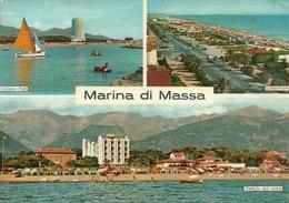 Marina Di Massa (Massa Carrara) Vedute E Scorci Panoramici, Panoramics Views, Vues Panoramiques - Massa