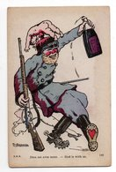 ILLUSTRATEUR ROYEWSKI * CASQUE A POINTE * DESSIN * FUSIL * EPERON * 112 - Guerre 1914-18
