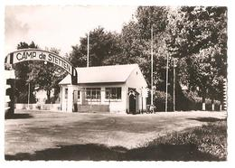 Camp De Stetten - Allemagne - Entree Du Camp - Barracks