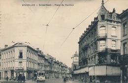 CPA - Belgique - Brussels - Bruxelles - Schaerbeek - Place Du Pavillon - Schaarbeek - Schaerbeek