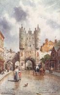 """H.B.Wimbush. York. Micklegate Bar""  Tuck Oiette PC # 7787 - Tuck, Raphael"
