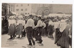 Echternach (Luxembourg) Procession Dansante : Danseurs (PPP18304) - Echternach