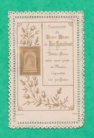 Canivet Notre-Dame De Rocamadour, Prière Du Pèlerin - Images Religieuses