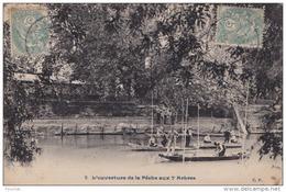 IS15- 94)  ALFORT - OUVERTURE DE LA PECHE AUX 7 ARBRES  - (BELLE ANIMATION) - Maisons Alfort