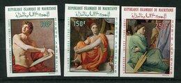 Mauritanie ** ND PA 78 à 80 - Tableaux Divers - Mauritania (1960-...)