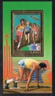 GUINEE - 1983 -  BLOC  N° 58 A  ** J.O  Los Angeles - Guinea (1958-...)