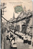14 Notre Dame De La Délivrande - 14 è Anniversaire Du Couronnement - La Procession (coin) (événement- Célébration) - Other Municipalities
