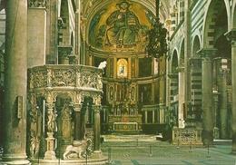 Pisa (Toscana) Duomo Interno, Il Pulpito Di G. Pisano, Interior Of The Cathedral, Interieur Du Dome - Pisa