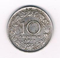 10 GROSCHEN 1928  OOSTENRIJK /4128/ - Austria