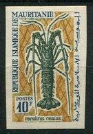 Mauritanie ** ND N° 181 - Langouste-- - Mauritania (1960-...)