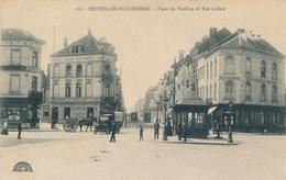 CPA - Belgique - Brussels - Bruxelles - Schaerbeek - Place Pavillon Et Rue Gallait - Schaarbeek - Schaerbeek