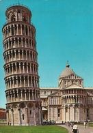Pisa (Toscana) Campanile (Torre Pendente) E Abside Duomo, Clocker Et Abside Du Dome - Pisa