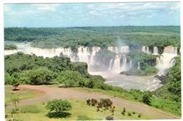 CATARATAS DO RIO IGUACU (BRASILE) - Brasile