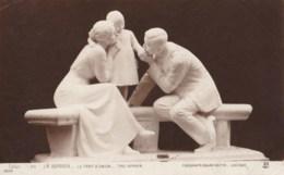 AM32 Art Postcard - Le Trait D'Union, The Hyphen - Sculptures