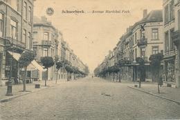 CPA - Belgique - Brussels - Bruxelles - Schaerbeek - Avenue Marechal Foch - Schaarbeek - Schaerbeek