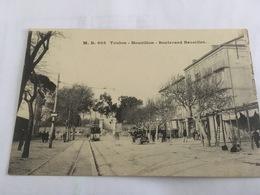 VAR CPA TOULON BOULEVARD BAZEILLES - Toulon