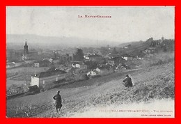 CPA (31) VILLENEUVE-de-RIVIERE.  Vue Générale, Animé...S1455 - Frankreich