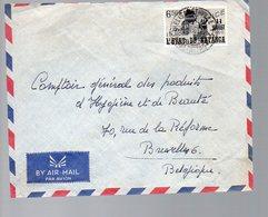 KATANGA - Obl ELISABETHVILLE 1 T  - B - Katanga