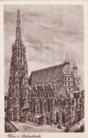 AO74 Wien, Stefanskirche - Churches