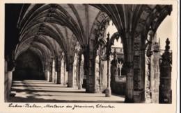 AO74 Lisboa, Belem, Mosteiro Dos Jeronimos, Claustro - Lisboa