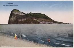 AO74 Gibraltar, Rock From Spanish Shores - Gibraltar