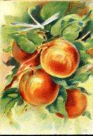 """Les Fruits De France """"Les Pêches"""" - Editions Barré Dayez - Année 1942 - Altri"""